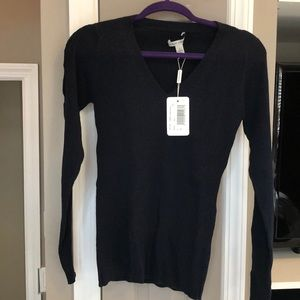 Autumn Cashmere Sweater, size medium